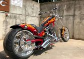 Ironhorse Texas Chopper candyrot ABC Hamburg 300 Metzeler,SS