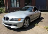 BMW Z 3 M Cabrio , Leder schwarz, elektrisches Dach