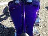 Purple American Ironhorse Slammer 2007 Einspritzer