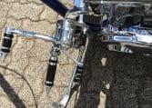 American Ironhorse Texas Chopper cristal blau