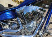 Candyblue American Ironhorse Texaschopper