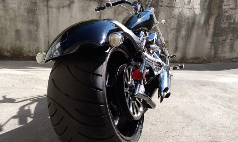 Big Dog Motorcycle Mastiff Custom Chopper Limited Edition 300 HR