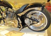 Big Dog Motorcycle Gecko Airbrush 250