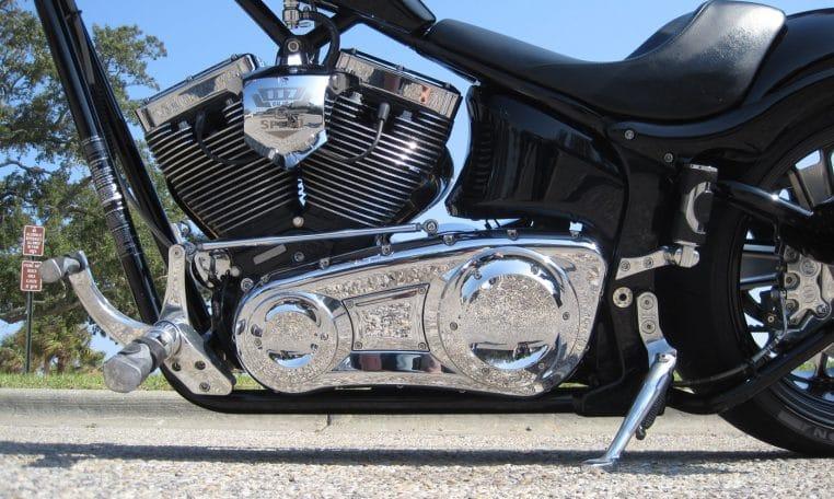 Big Dog K9 Limited Edition schwarz Nr 65 von 1000