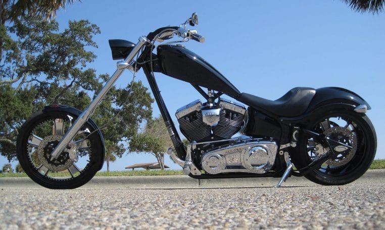 Big Dog K9 Limited Edition schwarz Nr 65 von 100