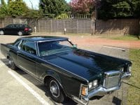 Ford Lincoln Mark III V 8