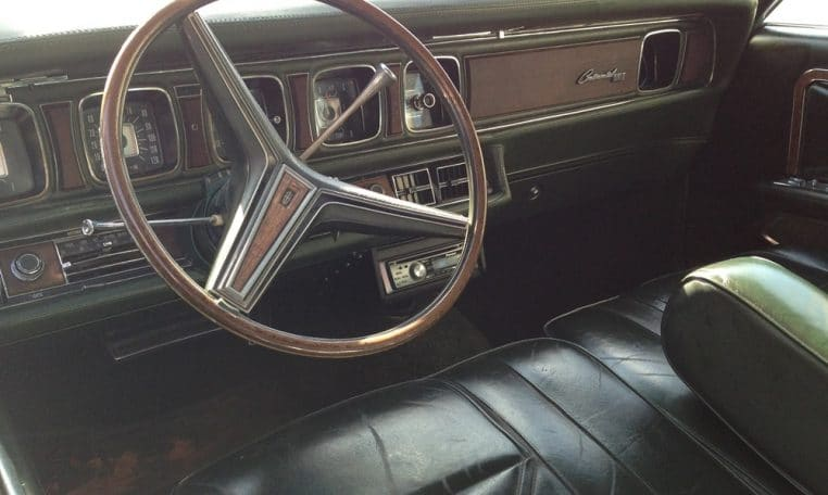 Ford Lincoln Mark III Abc Hamburg