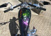 Big Dog K9 Joker Custom Edition Motorcycles by BDM