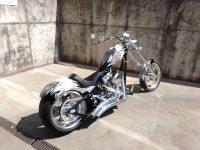 Big Dog K9 Rarität Silber-weiss-schwarz,300 HR,SS Superstock Motor