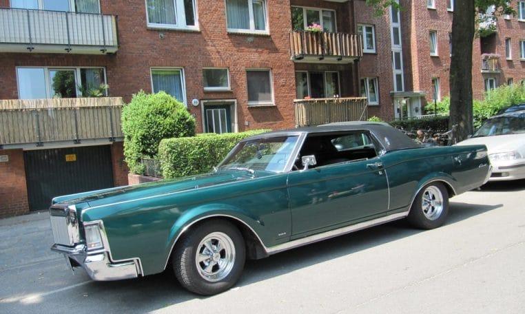 Lincoln Mark 69