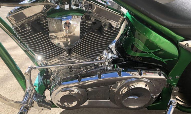 117 cui SS Motor