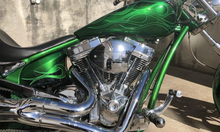 Custon Harley