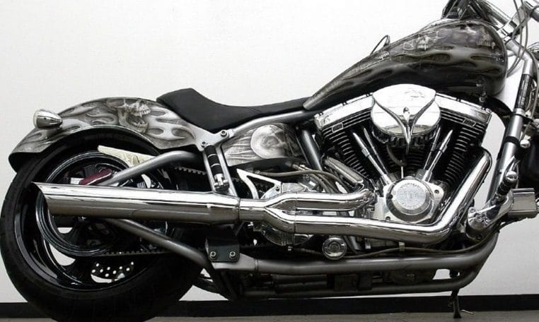American Ironhorse Outlaw Custom