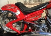 Firered Big Dog Motorcycles Pitbull 300 HR und RSD