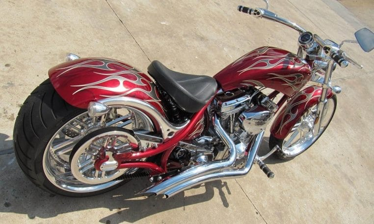 Big Dog Motorcycles Pitbull 2008 candyrot-Tribals