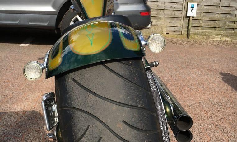 Chopper deutschland