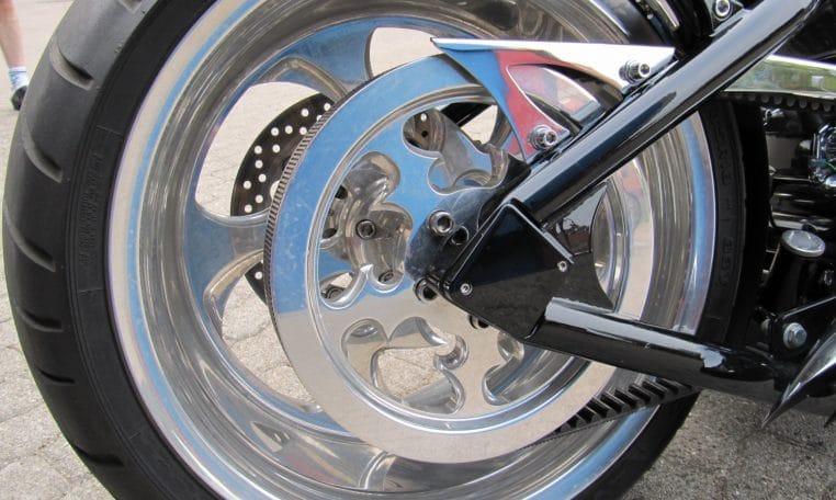 Big Dog Motorcycle Pitbull schwarz 300 HR Baker RSD