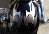 Big Dog Ridgeback Tribals 300 Avon Custom Chopper