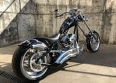 Big Dog Ridgeback Silver Tribals 300 Hr SS Motor