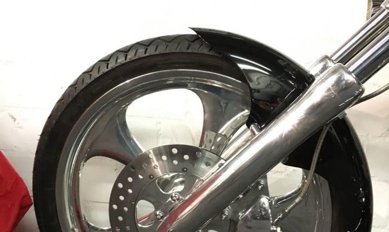 Black Ironhorse Slammer SZ NEU aus Konkursmasse