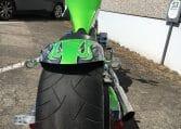 American Ironhorse Texas Chopper Poison-Green