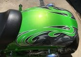 American Ironhorse Texas Chopper Poison-Green