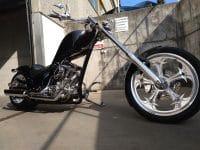 Schwarzer American Ironhorse Texas Chopper SS Power