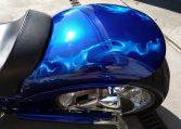 Candyblue American Ironhorse Texas Chopper