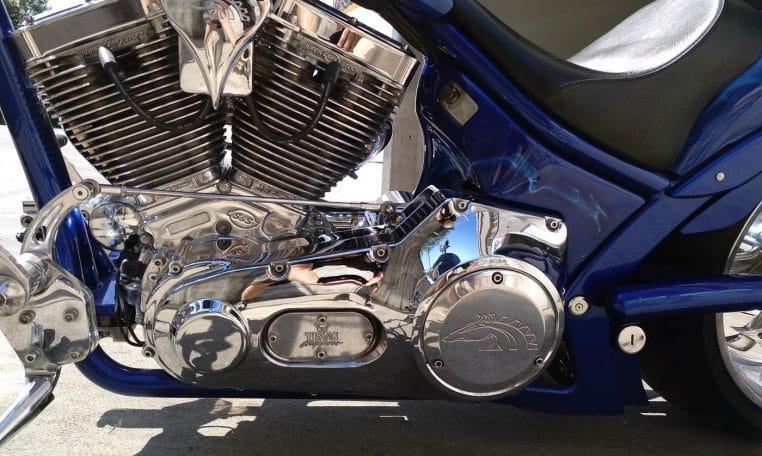 TX Chopper SS Motor