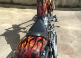 Real Flames American Ironhorse Texas Custom Chopper