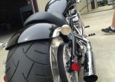 American Ironhorse Tejas schwarz 280 Hr Custom Bike