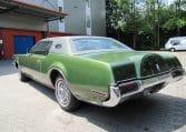 Lincoln 72 grün