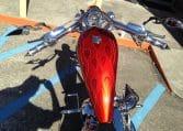 Big Dog Ridgeback 330 Burning orange
