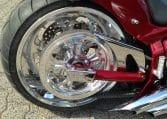 American Ironhorse Slammer candyrot-metallic