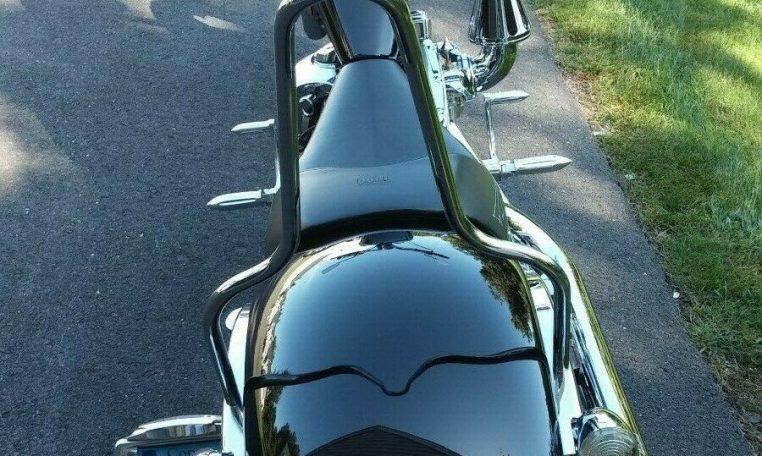 abc hamburg chopper Harley