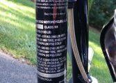 black Big Dog K 9 Chrom-schwarz 300 HR