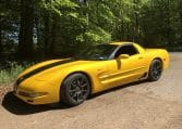 Chevrolet Corvette Z06 Version C 05 Racecup Schalter