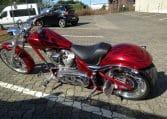 Bulldog Motorcycles Rot
