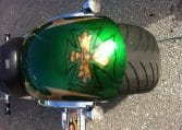 gold-green chopper abchamburg