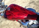Candyflammen Bulldog Big Dog Motorcycles 300 Hr