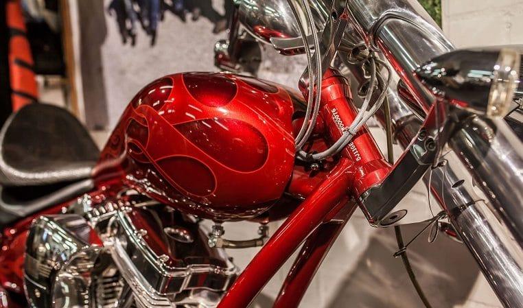 Candyflames Bulldog Big Dog Motorcycles 300 Hr