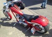 Big Dog Motorrad K 9 red-black