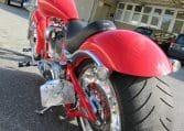 Big Dog Motorcycles Bulldog rotmetallic 300 Reifentorcycles 300 Avon