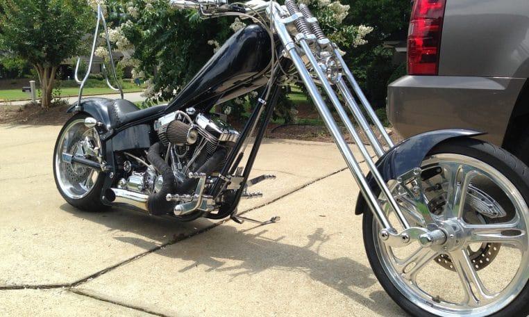 Ironhorse Texas Chopper Springer