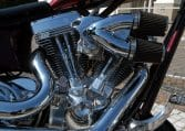 Big Dog Motorcycles K9 cherryred II Custom Chopper