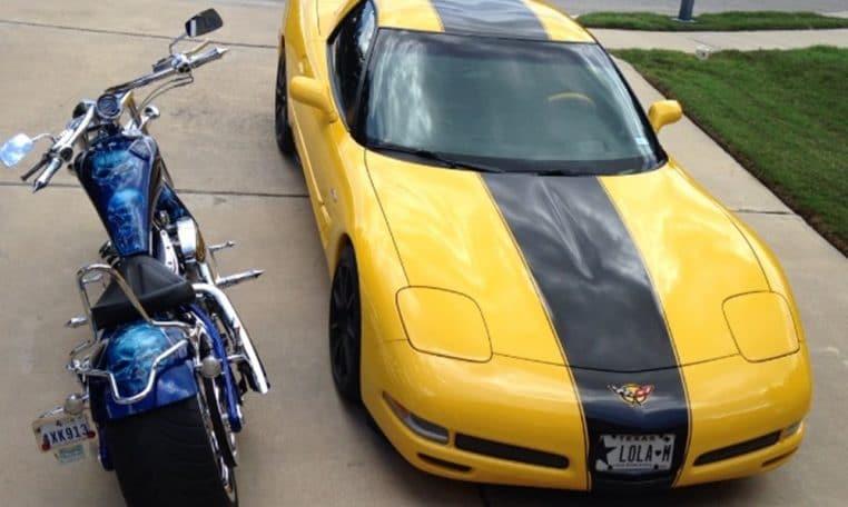 Big Dog Corvette