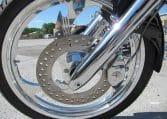 American Ironhorse Outlaw black