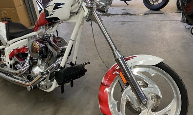 Big Dog Chopper 2006 SS Motor