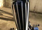 Big Dog K9 Anthrazit -K 9 Silber Chopper