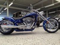 Candyblau American Ironhorse Slammer 280 Hr